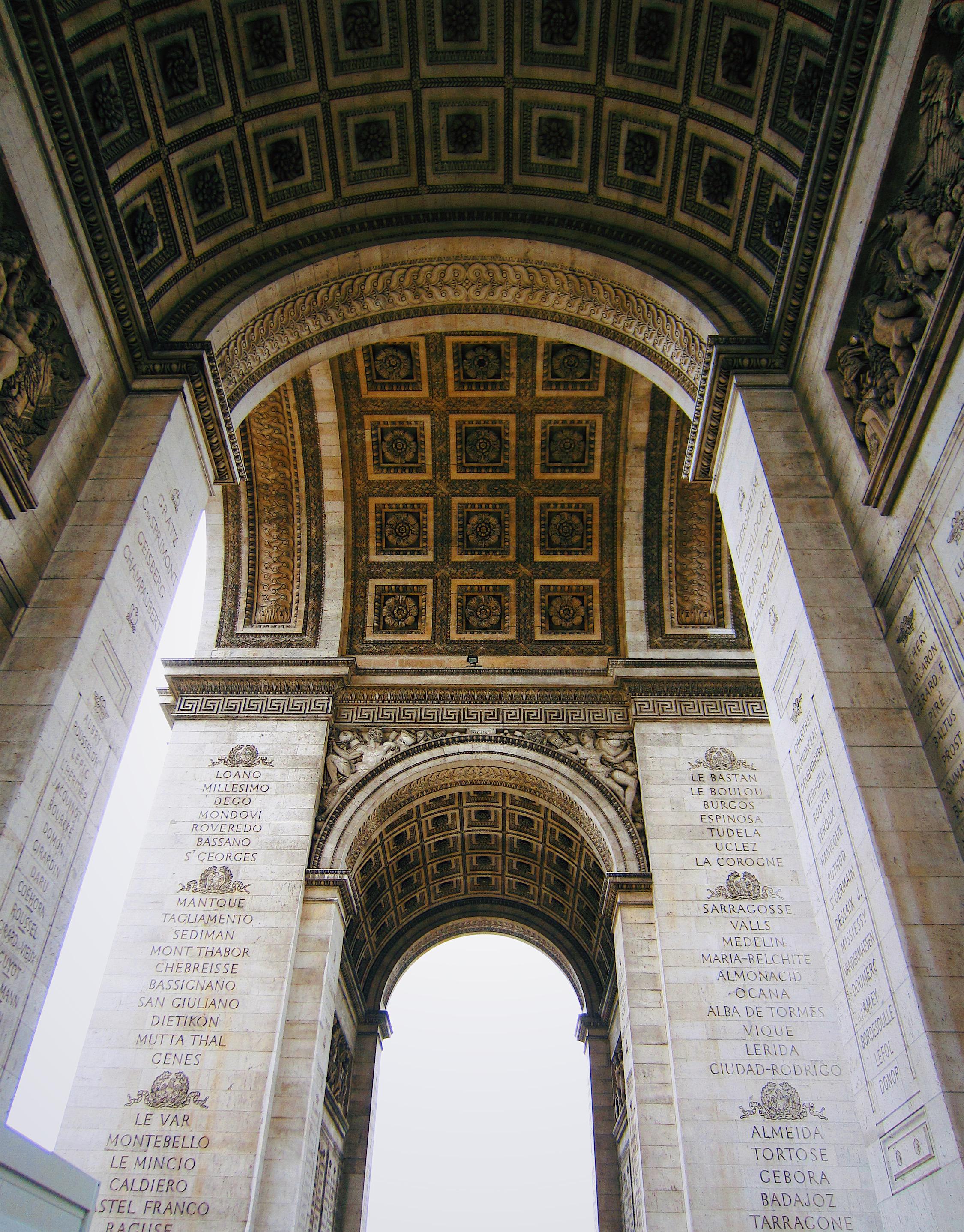 The Paris Bucket List