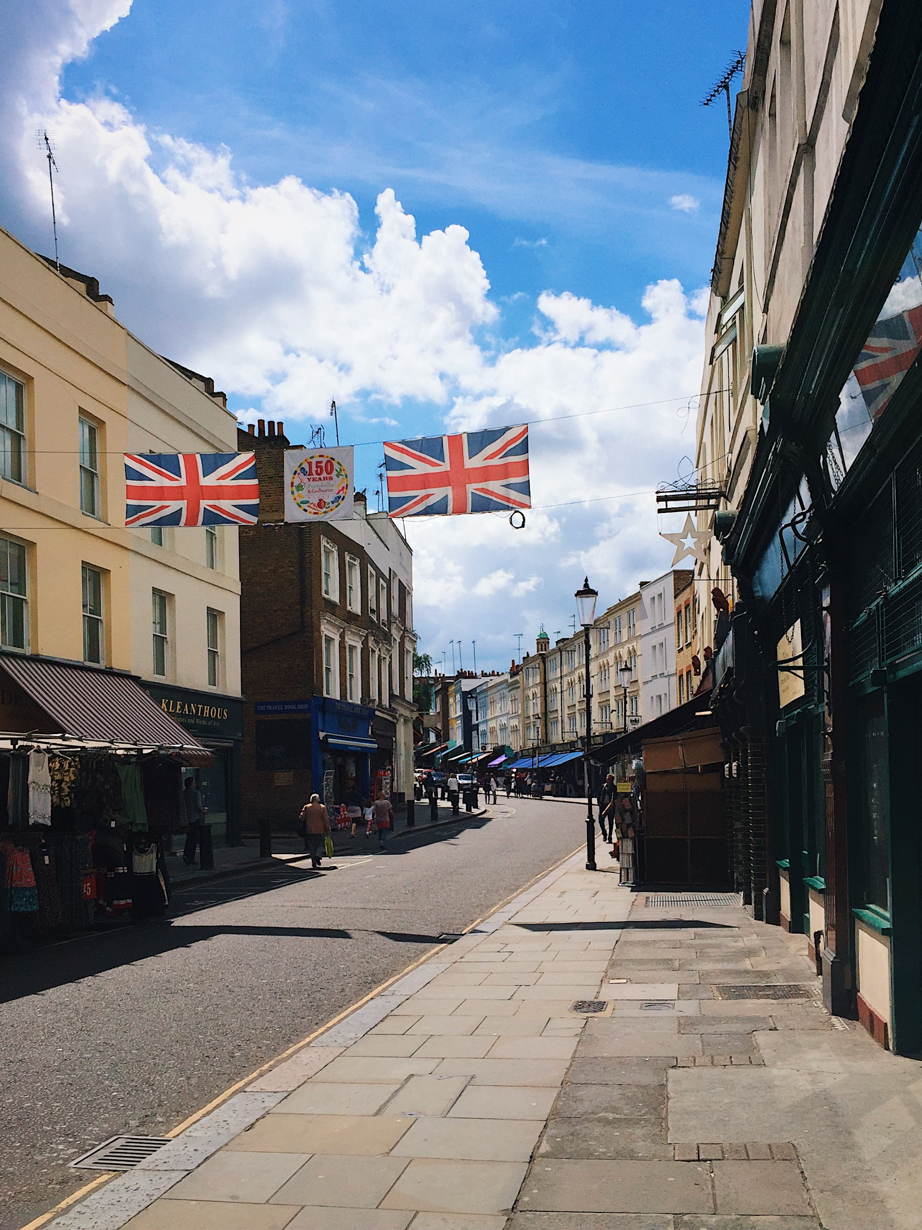 London in 24 Hours - Notting Hill
