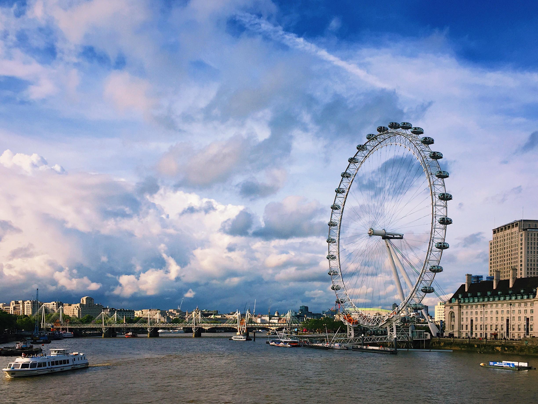 London in 24 Hours - London Eye