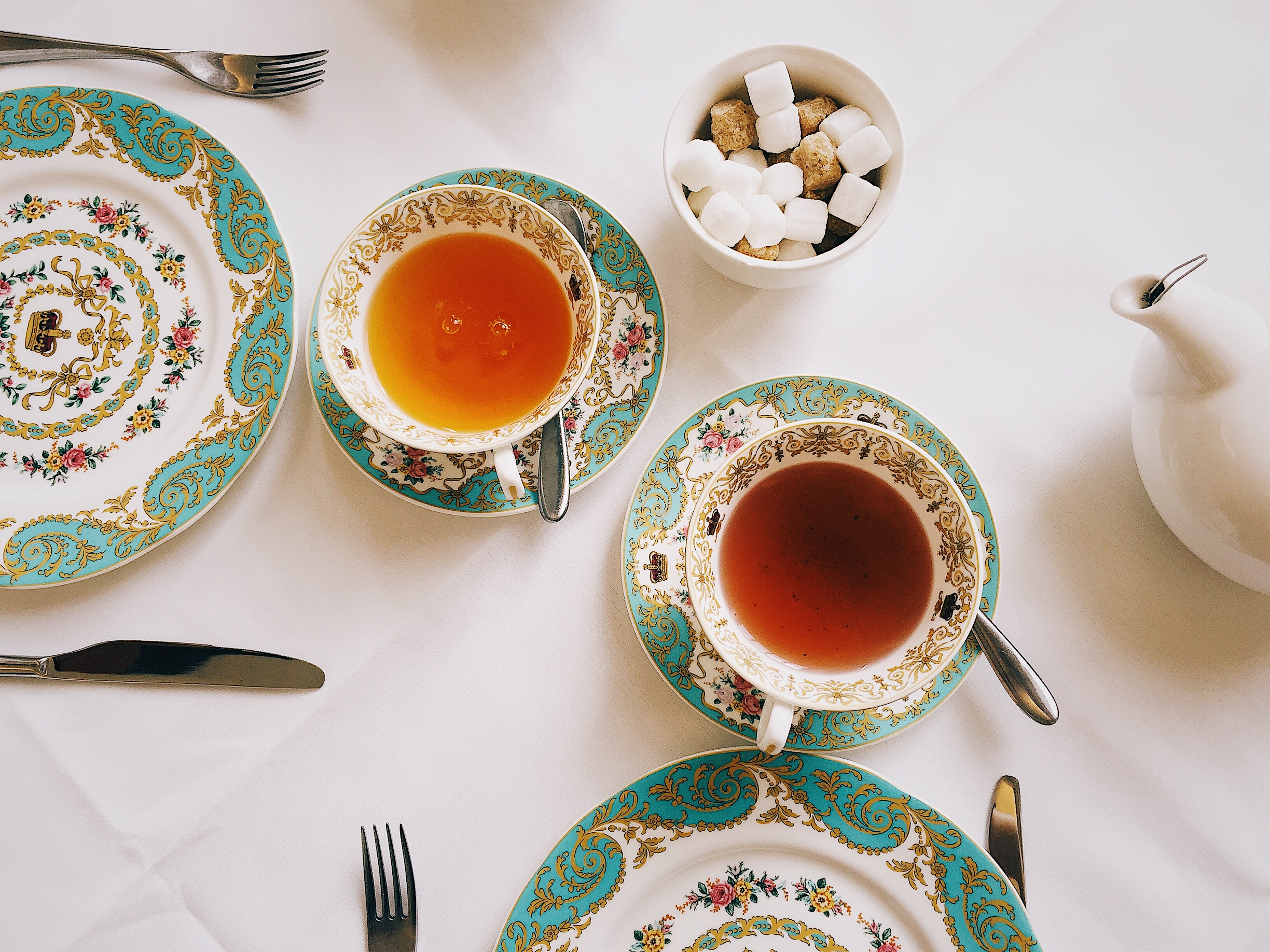 London in 24 Hours - Afternoon Tea