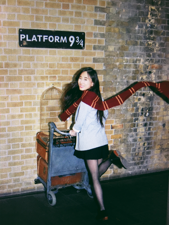 London in 24 Hours - Platform 9¾