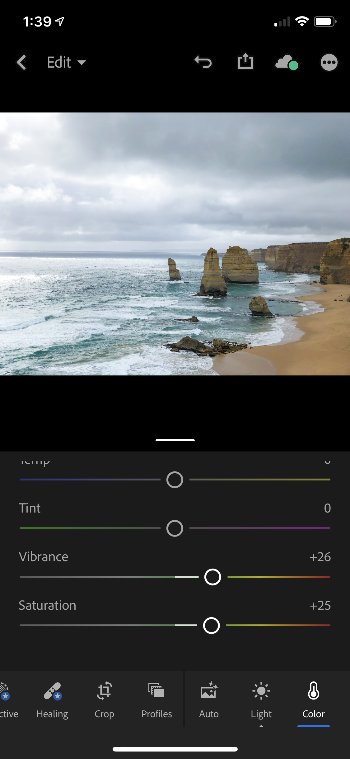 How to edit photos on your phone — Part 1: Color Correction