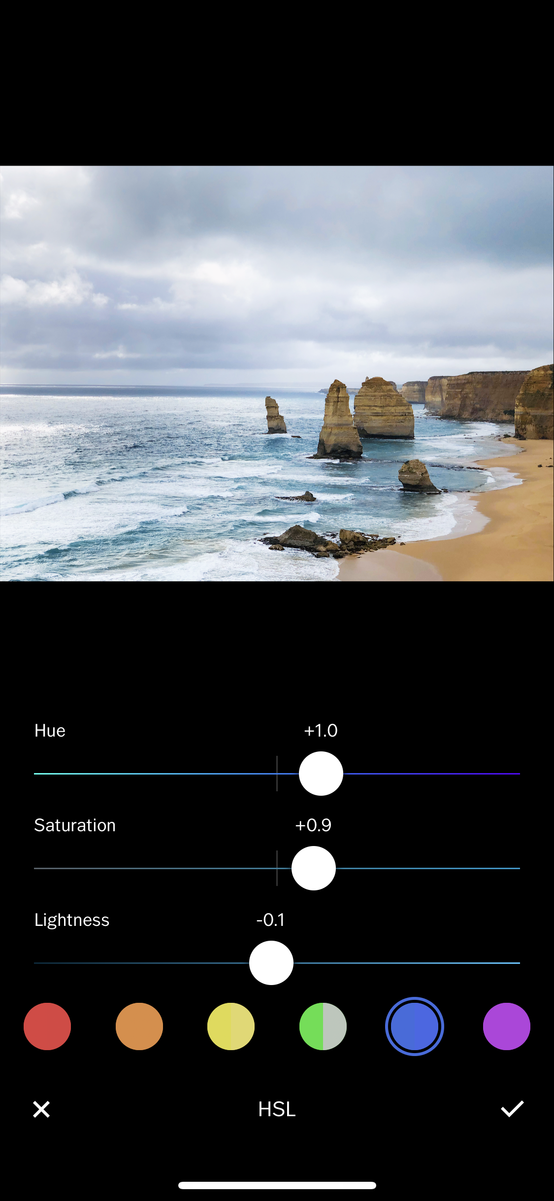 Editing photos on your iPhone — Part 1: Color Correction