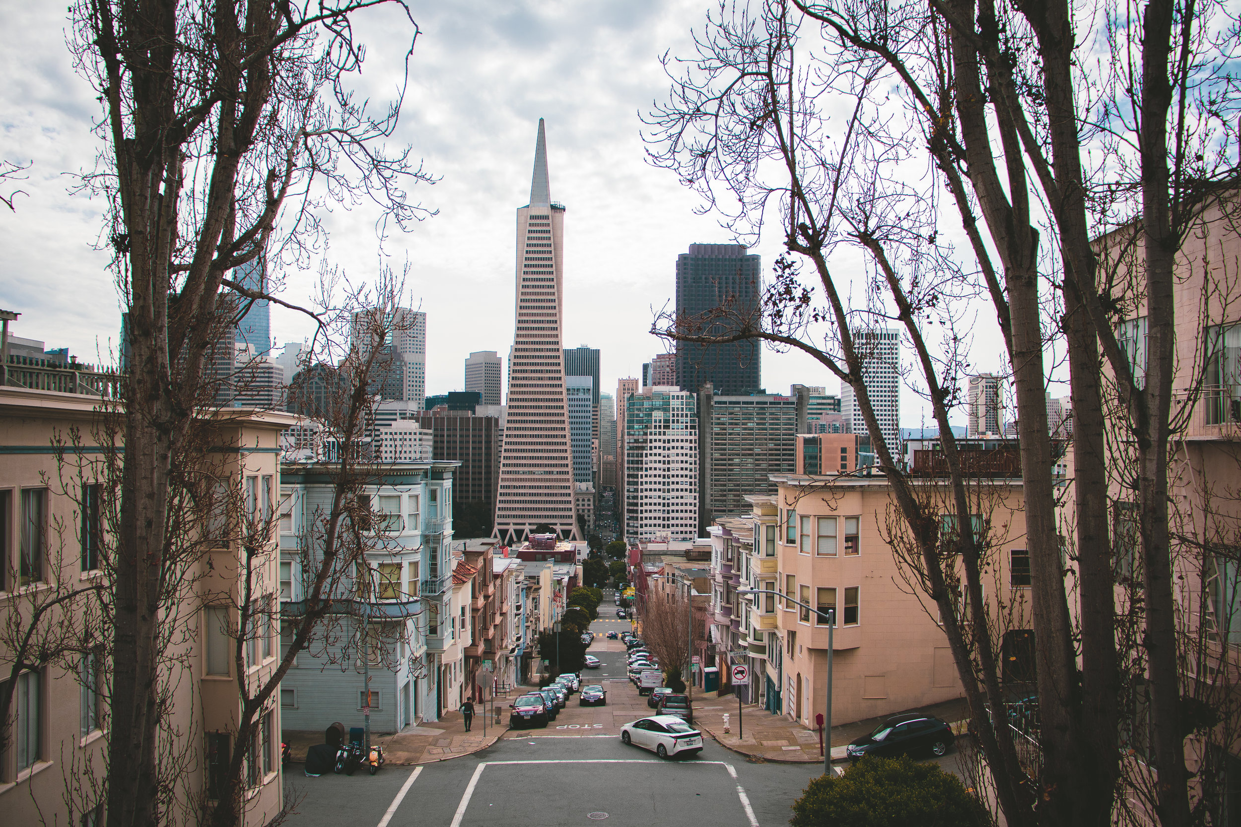 San Francisco Photogenic Spots