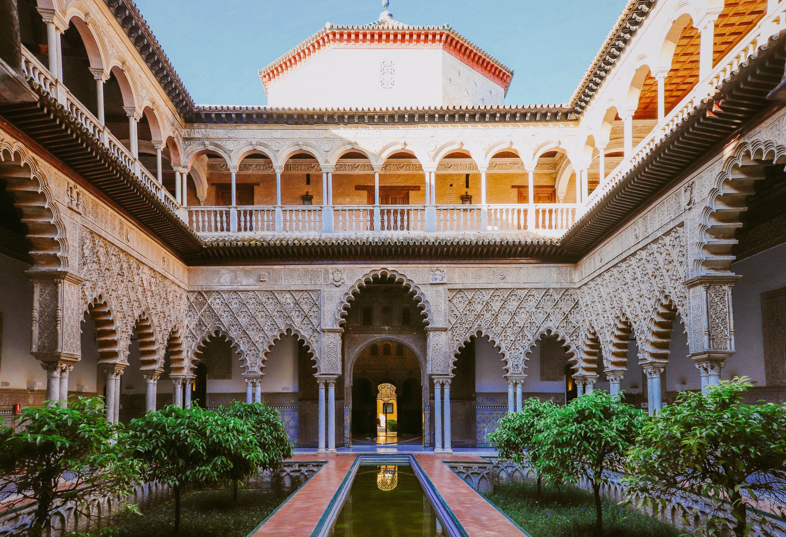 A weekend in Seville, Spain
