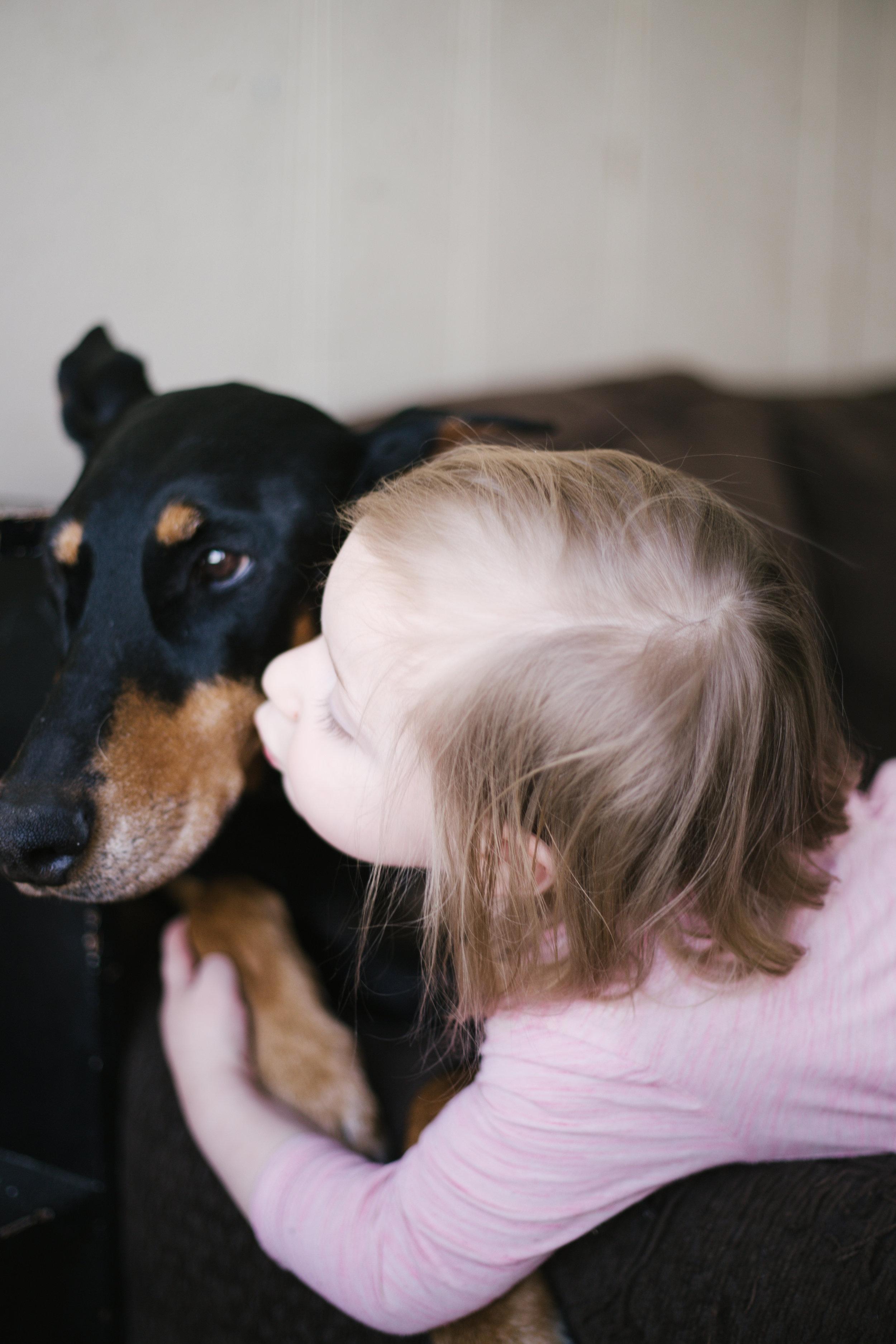 Montana, Pacific Northwest, Lifestyle Photographer - Hazel age 3 - Ashley Tintinger Photography -13.jpg