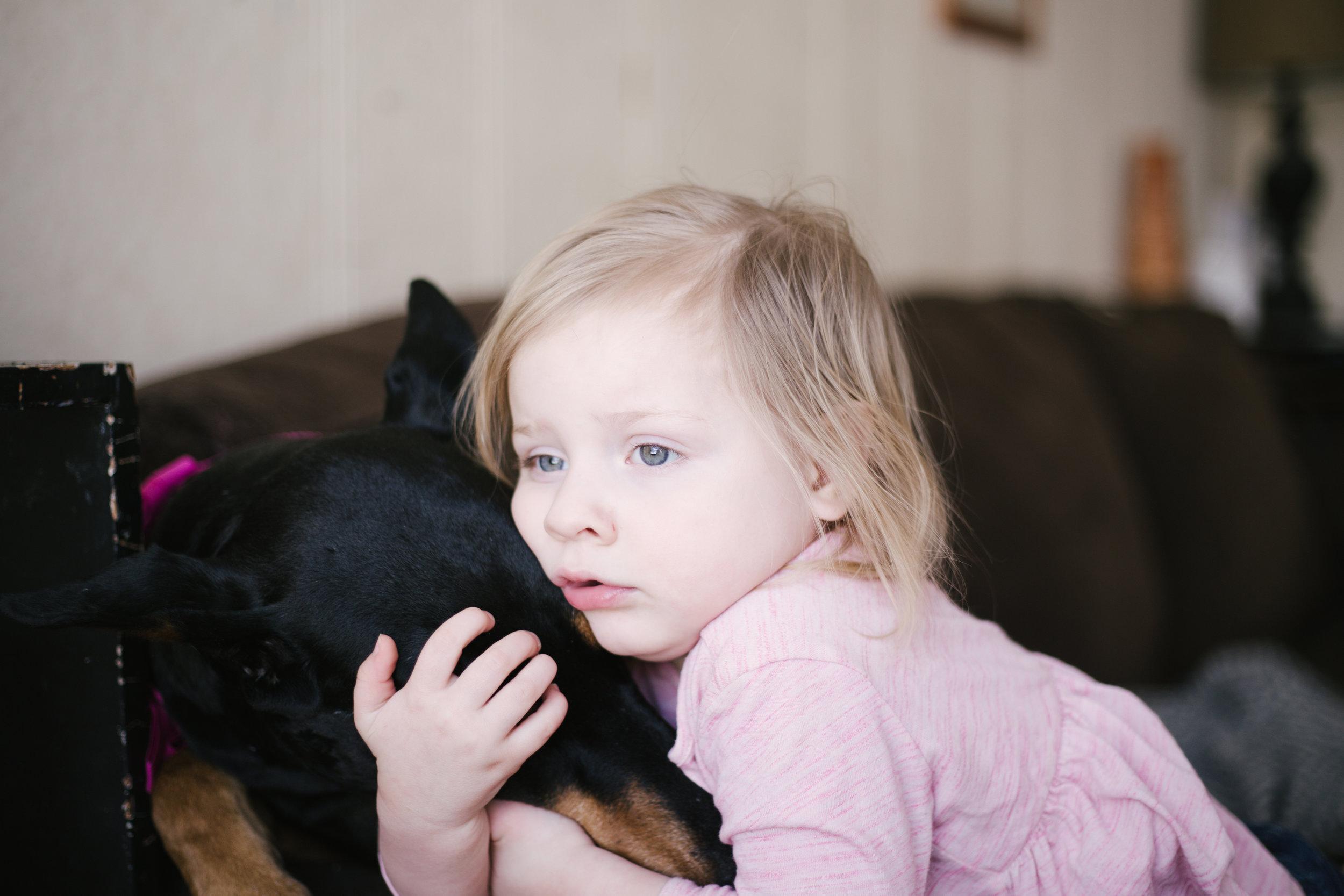 Montana, Pacific Northwest, Lifestyle Photographer - Hazel age 3 - Ashley Tintinger Photography -15.jpg