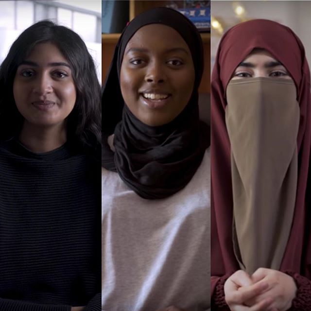 My film for @truetube HIJAB & ME, that shares the experiences and perspectives of three awesome Muslim women, has just been released. They all interpret their faith very differently and all feel empowered by Islam. Please check it out on https://m.youtube.com/watch?v=7B0kcat32kU #islamandwomen #hijab