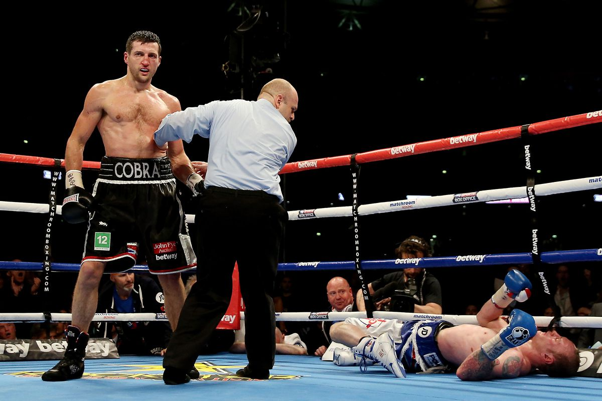 Froch was at the forefront of the controversy in his respective tussle with George Groves and the controversy surrounding the first fight made for a even bigger rematch