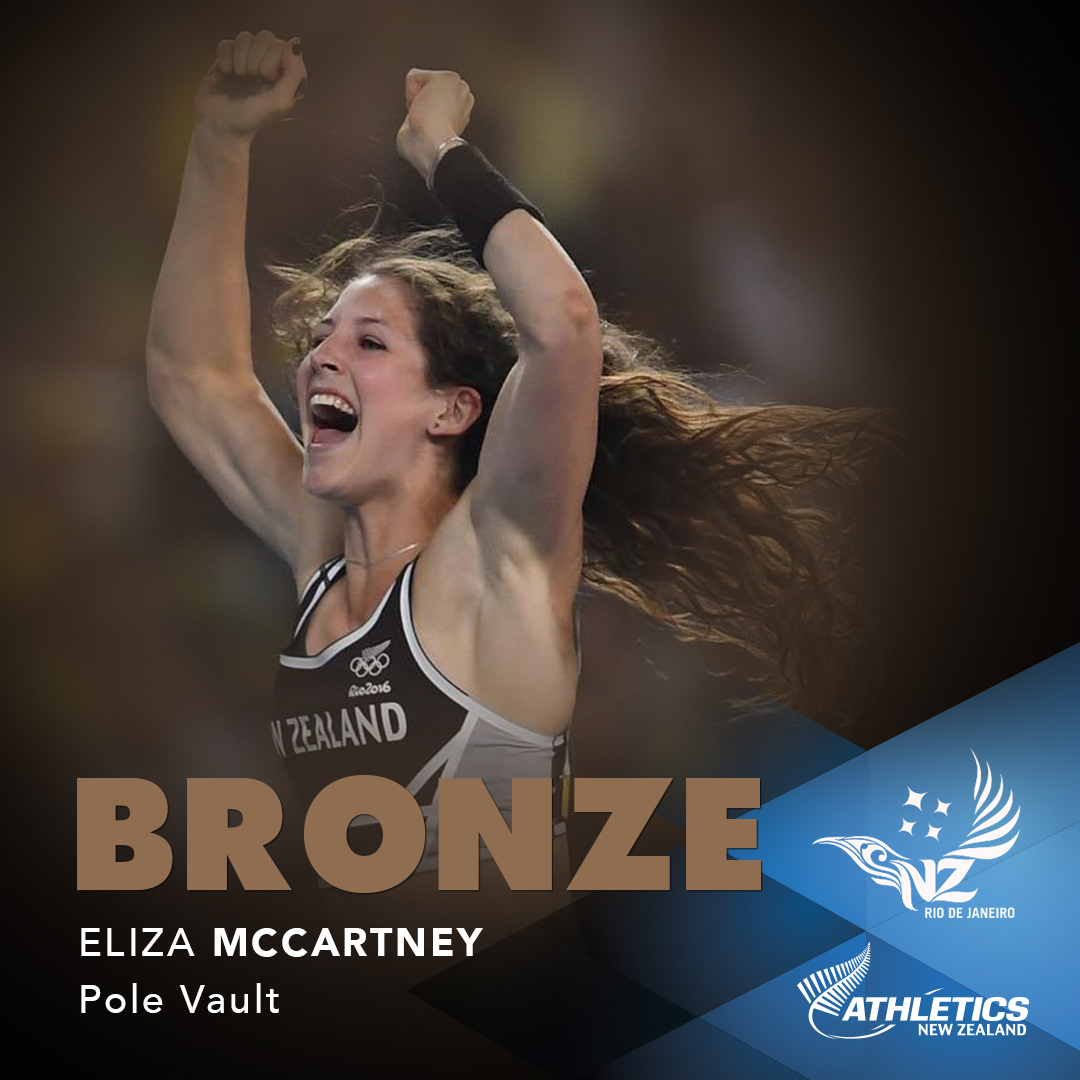 Athletics New Zealand Various Content - Various content created for major championships: Medals and countdown pieces