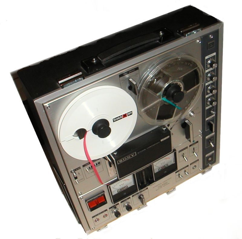 Reel to Reel Audio Tape Recording