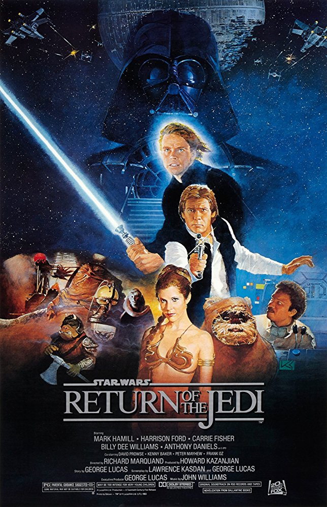 Star Wars VI, Return of the Jedi