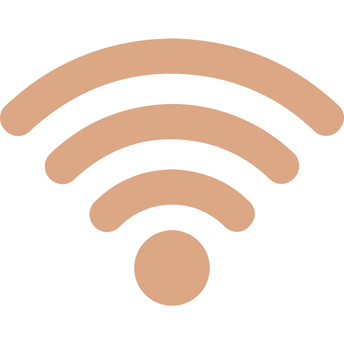 Super-fast Wi-Fi - Stay connected 24/7 with 100mb wifi.