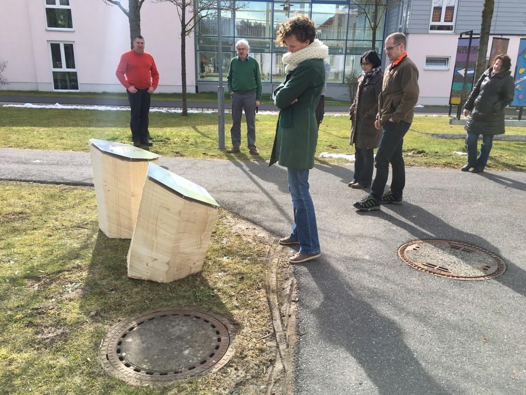 Prozessbegleitung und Ausstellungsdesign - Erinnerungsort Regens Wagner