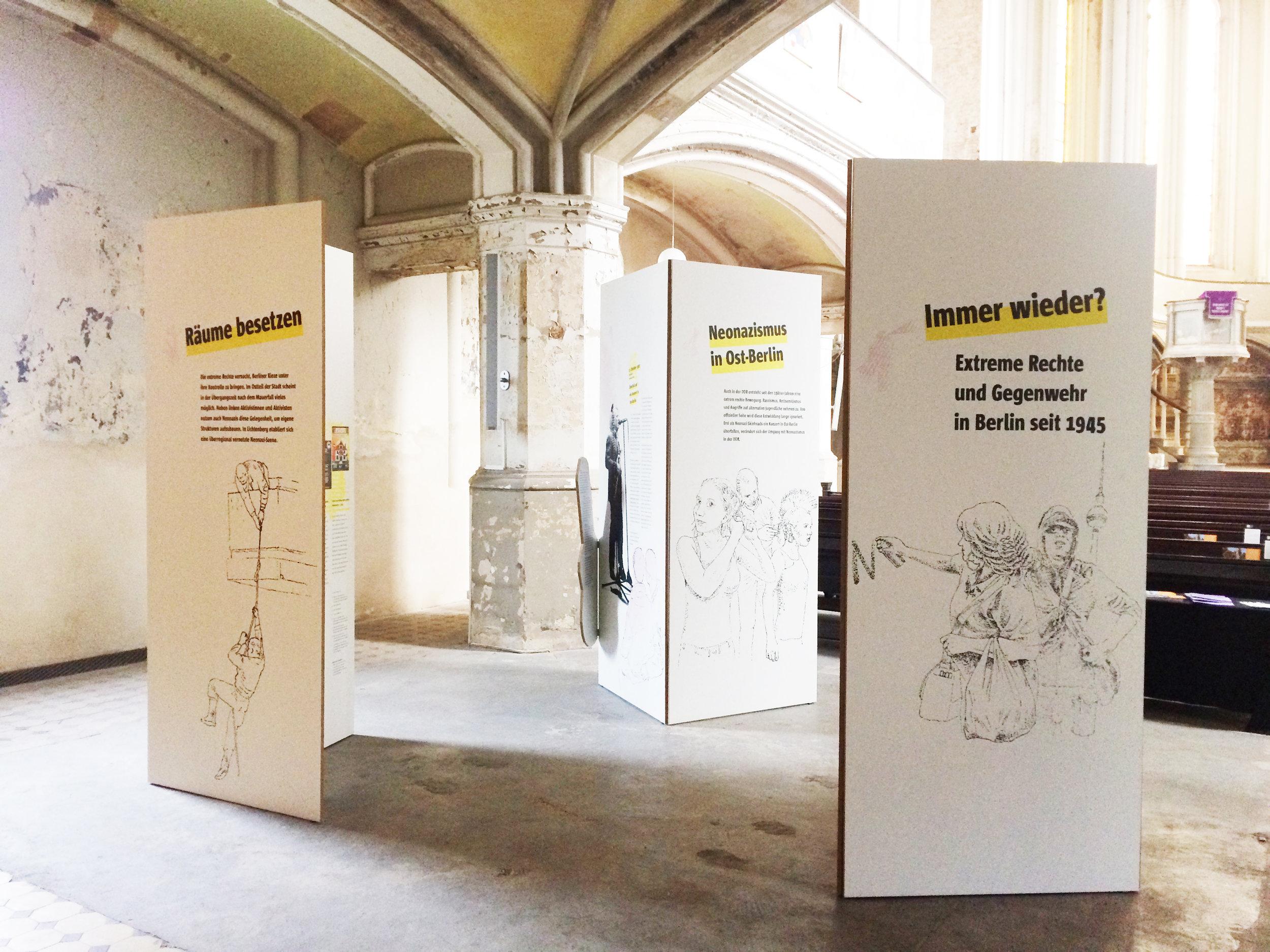 Ausstellung Immer Wieder