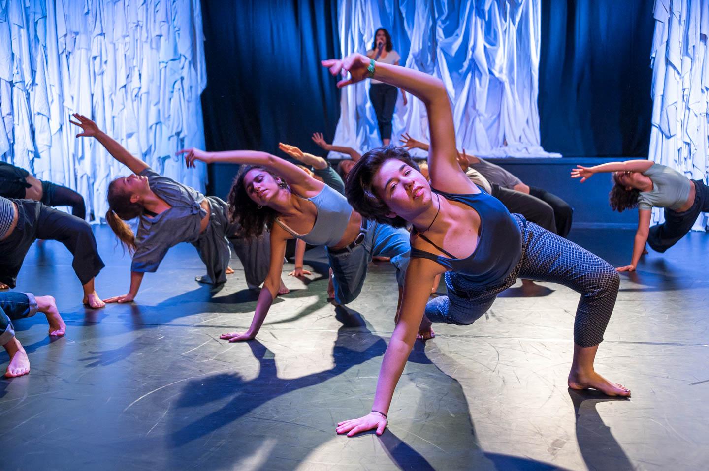 ACADEMY Bühnenkunstschule, Show EBBE + FLUT, Mai 2019