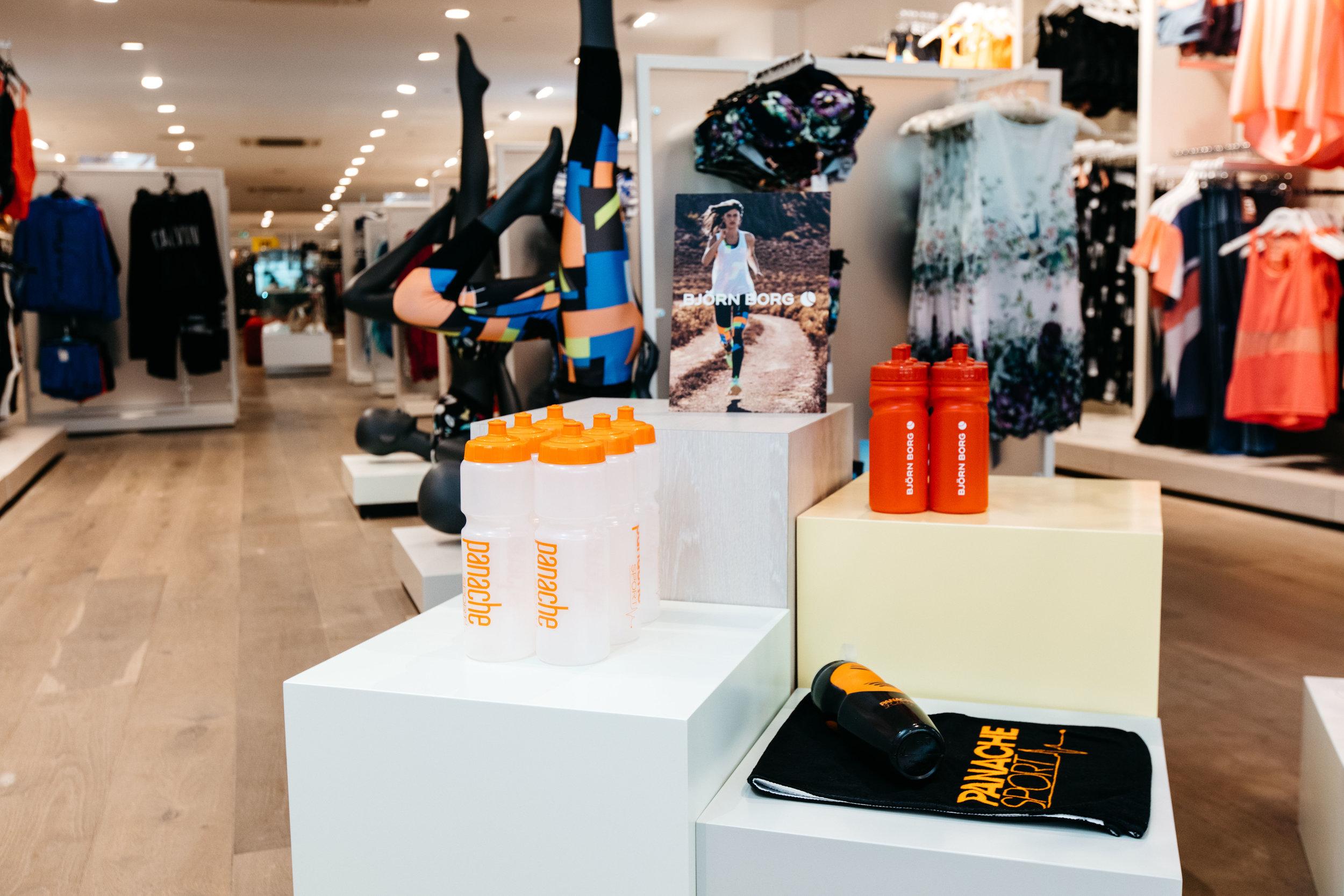 Sportswear Retail Design