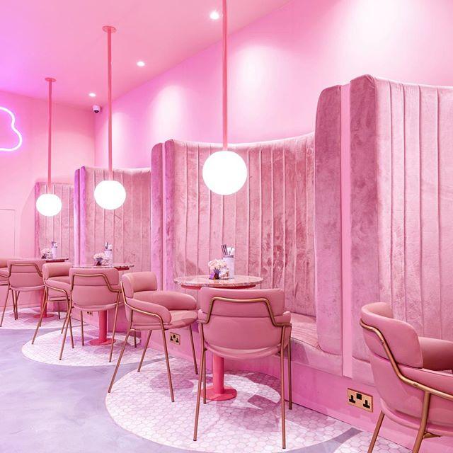 Élan Café - Élan's PYNK palaces go from strength to strength online and #inreallife