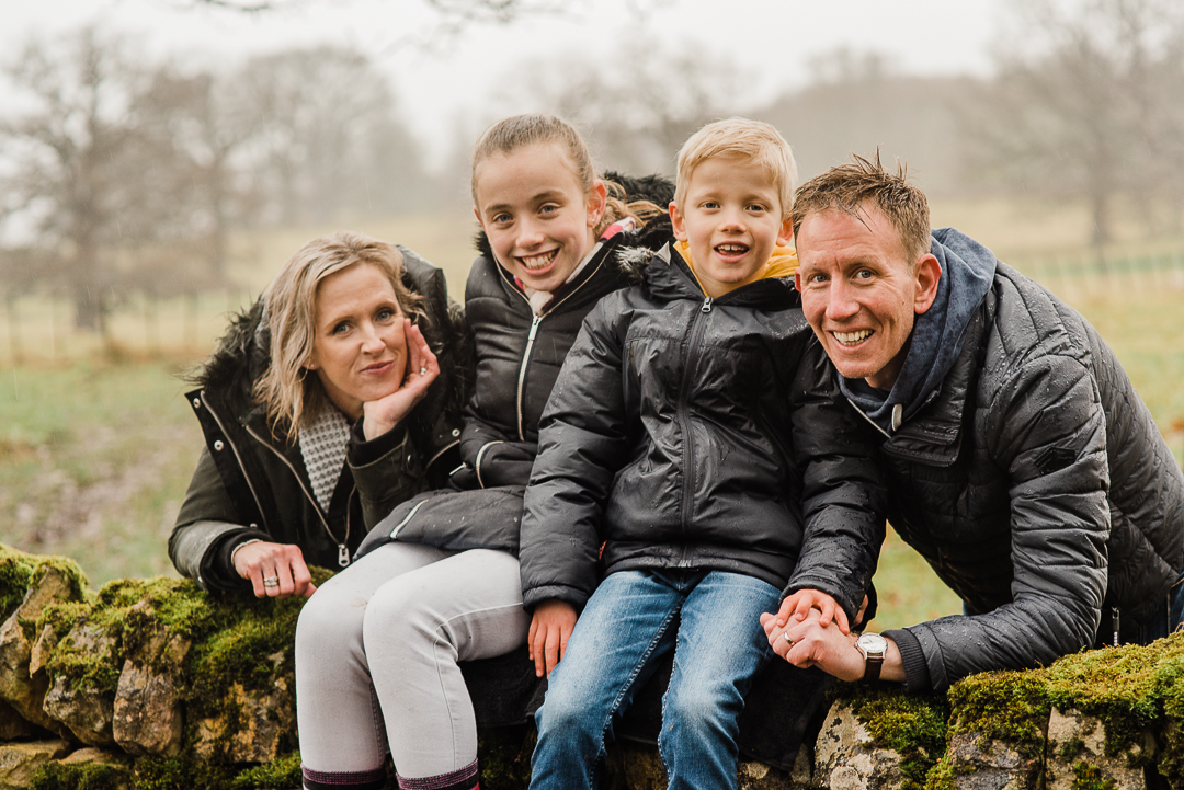 Family photoshoot cotswolds
