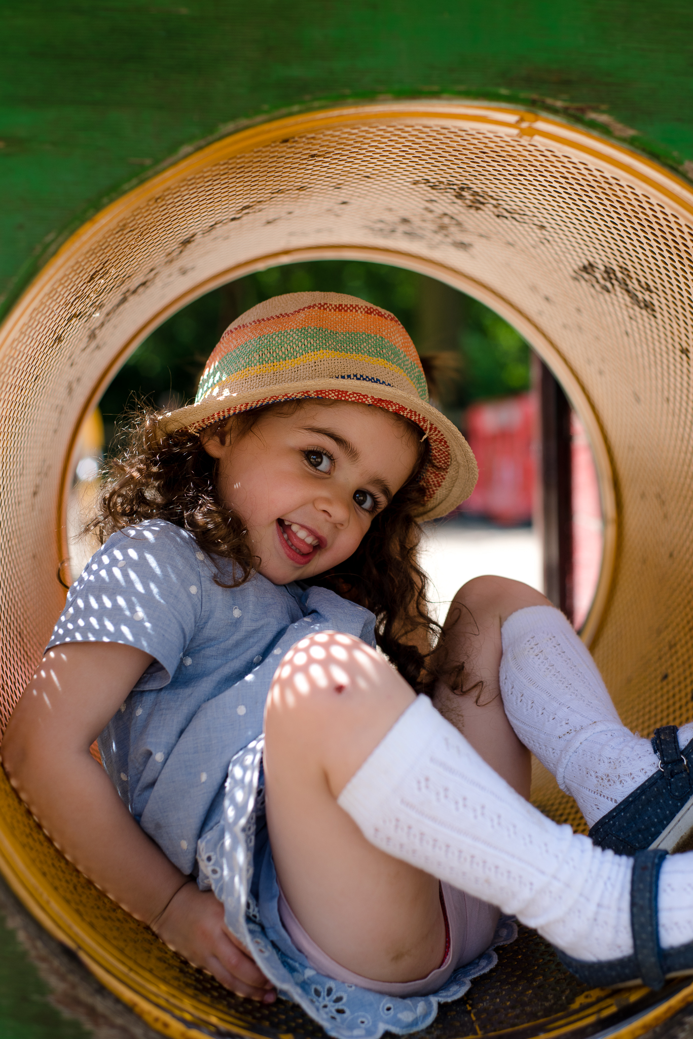 Little girl playing in park Cotswolds Child photography.jpg