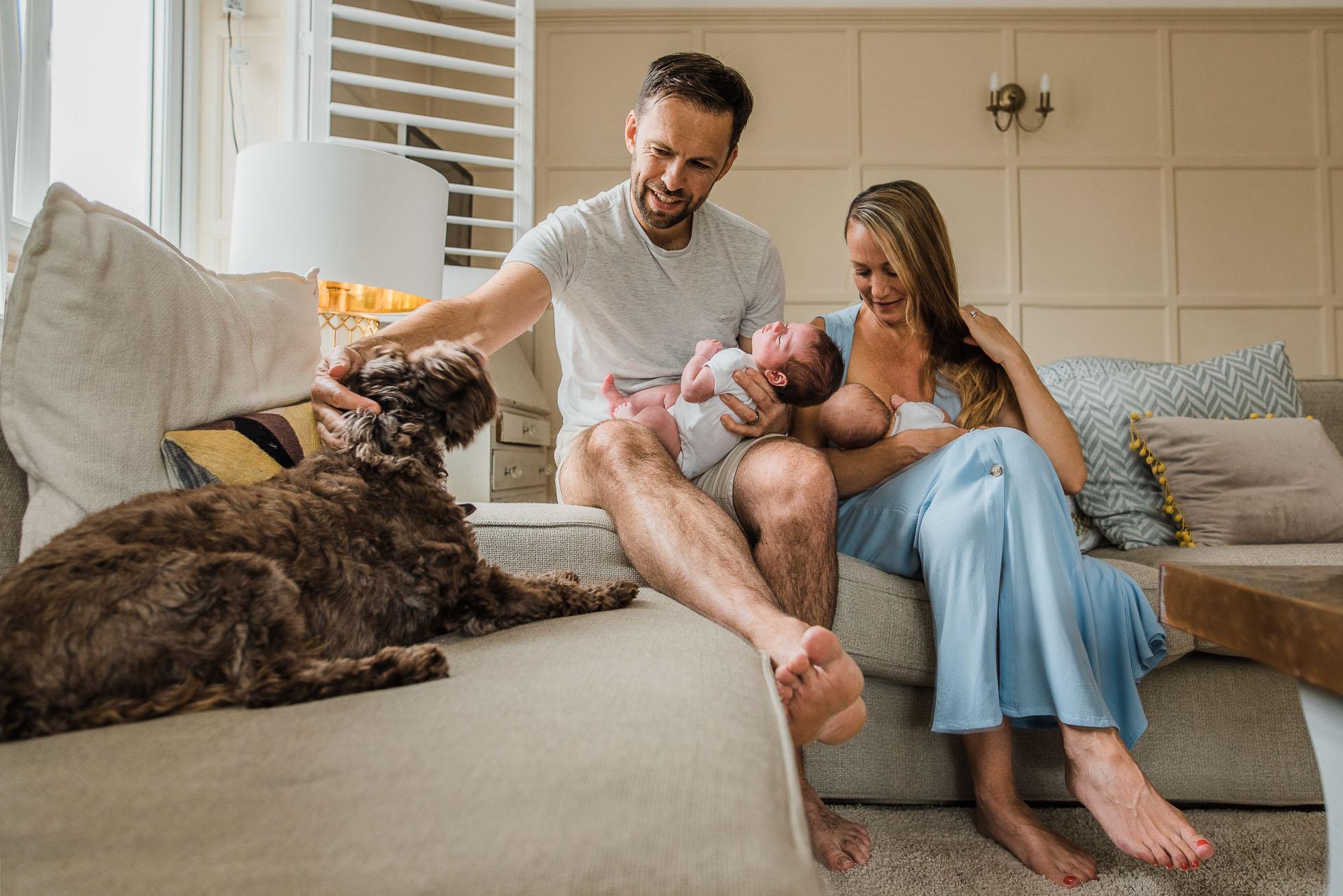 Family-Photoshoot-Twins-Indoor-Cheltenham Photographer Chui King Li Photography-.jpg
