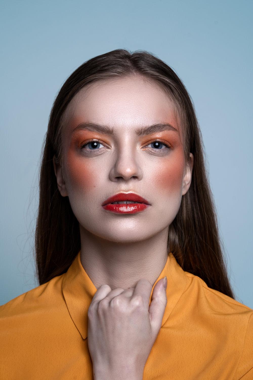 Model: Janika Sepälä  @janikaseppala   MUA: Laura Stielow