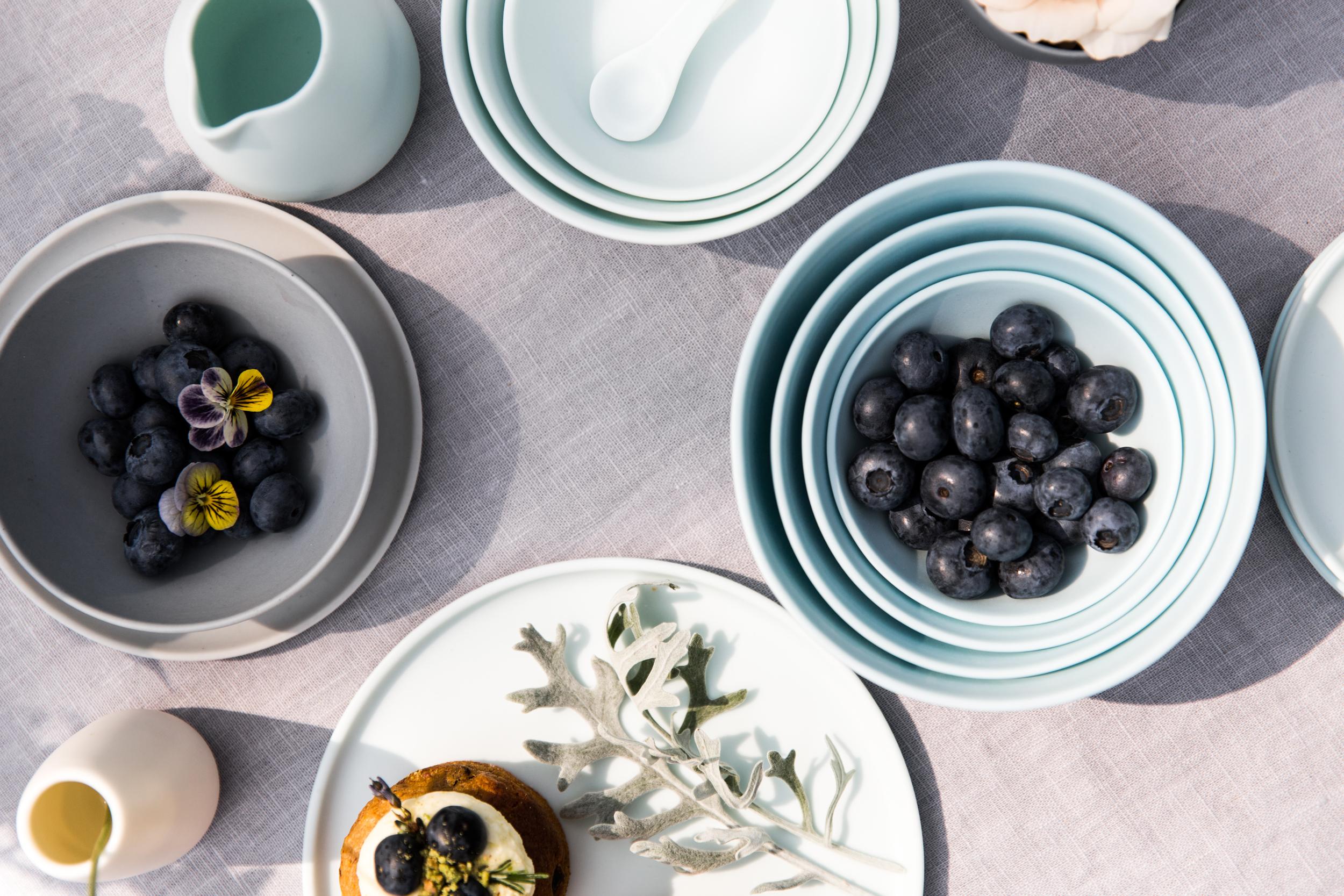 Porcelain Collection -