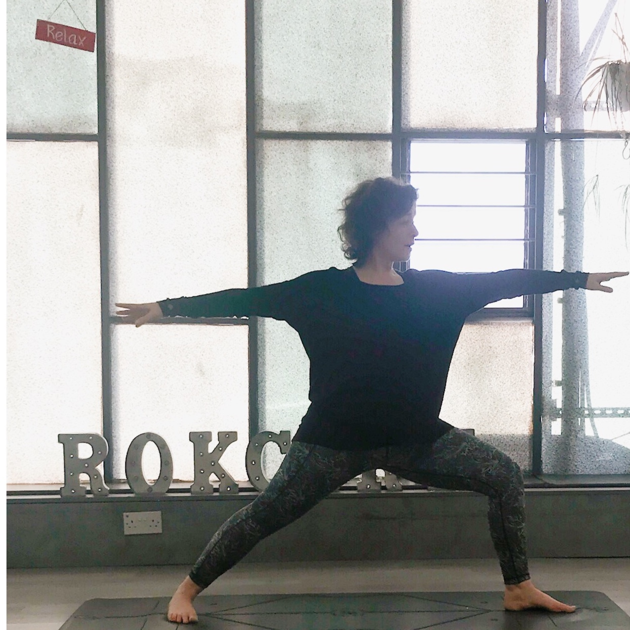Yoga - Sunday @ 9am, with LuisaOpen to all levels