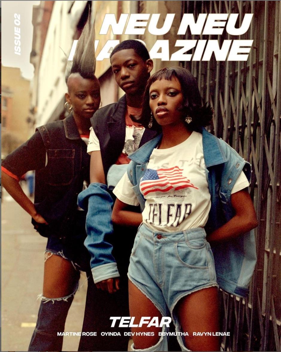 NeuNeu Magazine Cover Story