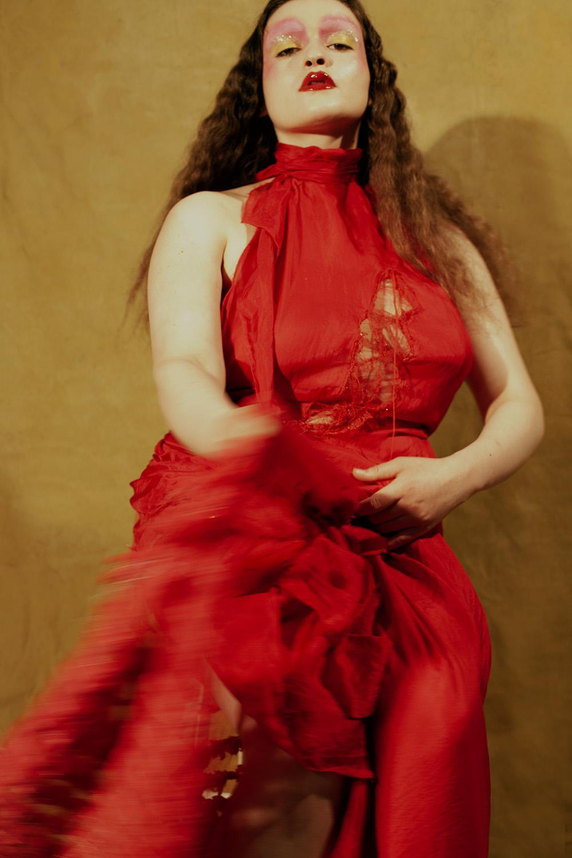 Vogue Italia x MafuWoman