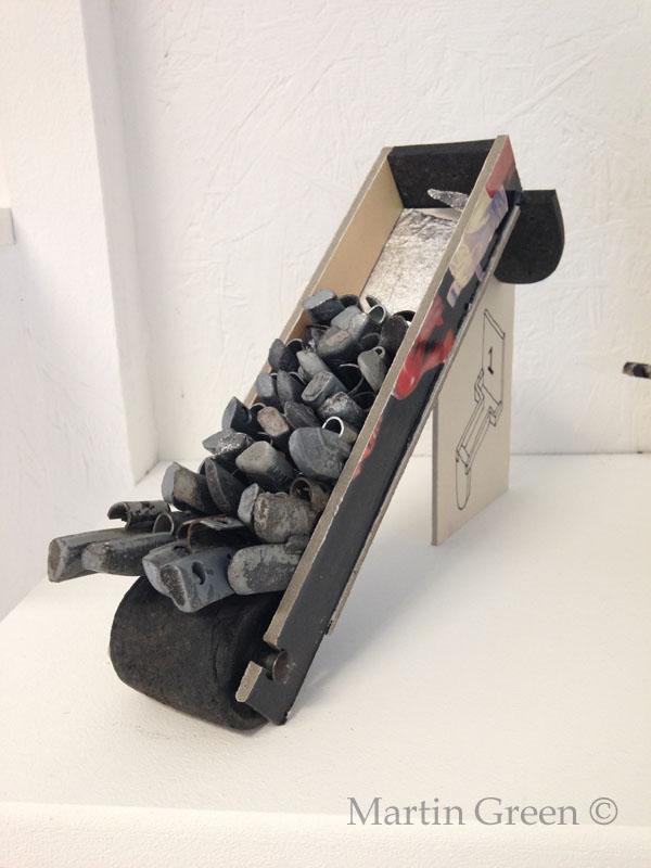 City Box 3 - Lopsided Travel  (2014) - Martin Green