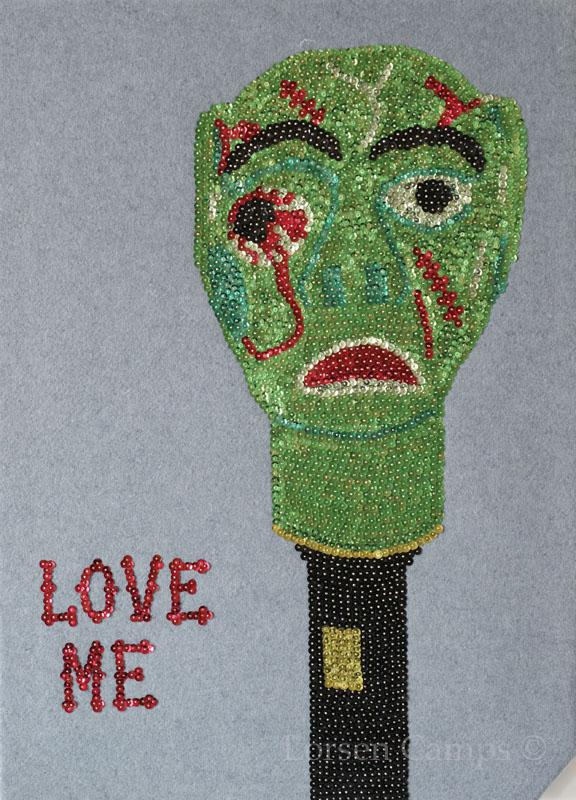 Love Me - Horror Head Torch (2013)