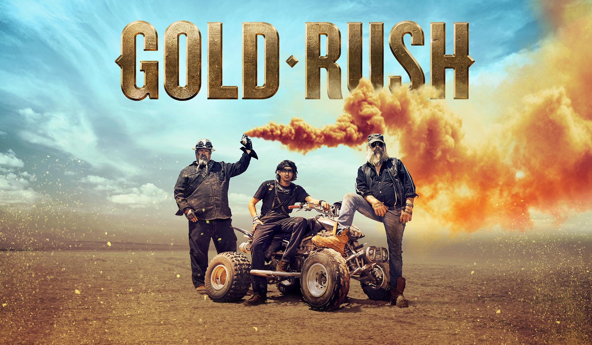 Gold Rush S8