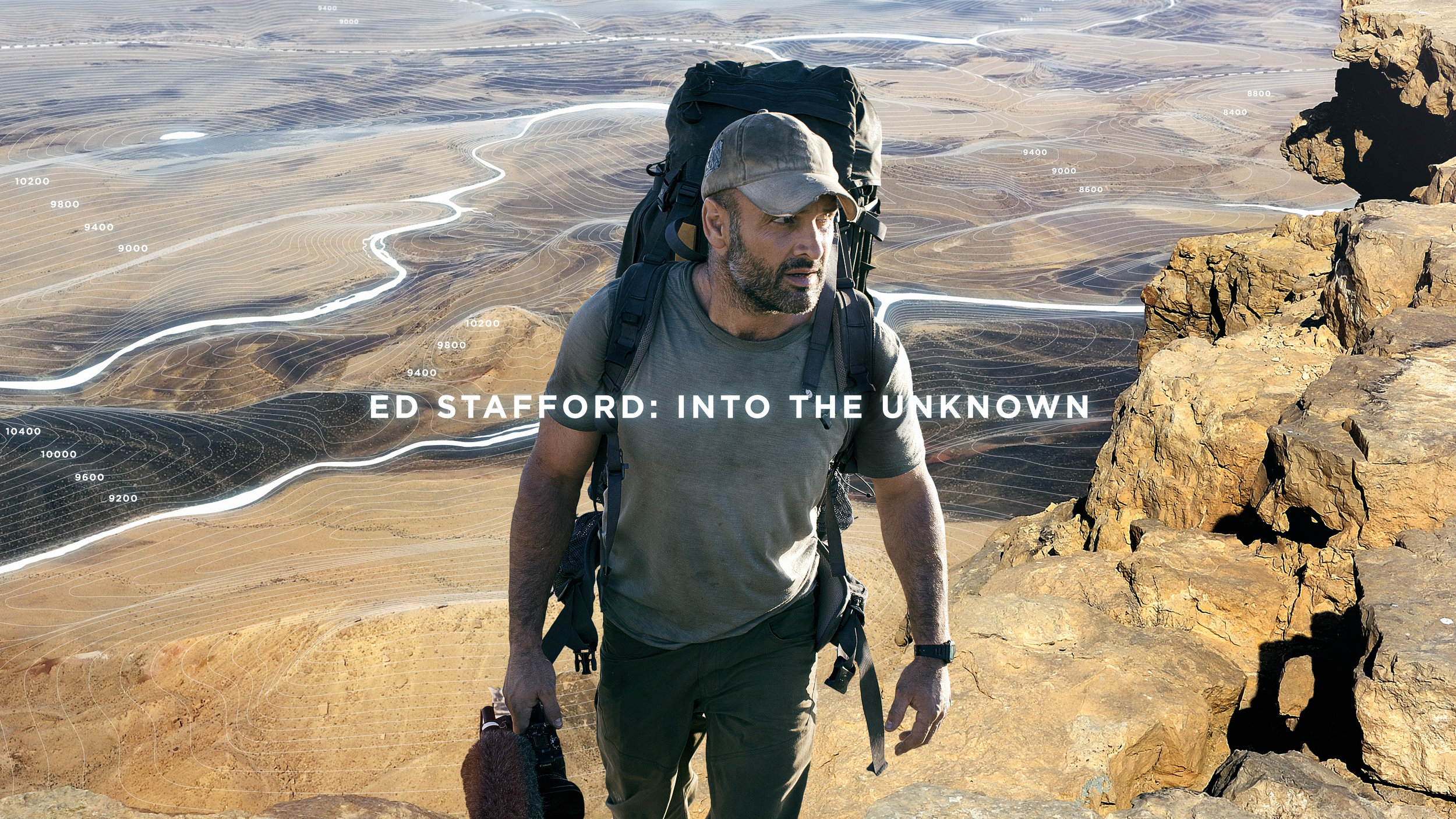 DCUK_Ed Stafford Into The Unknown_Key Art