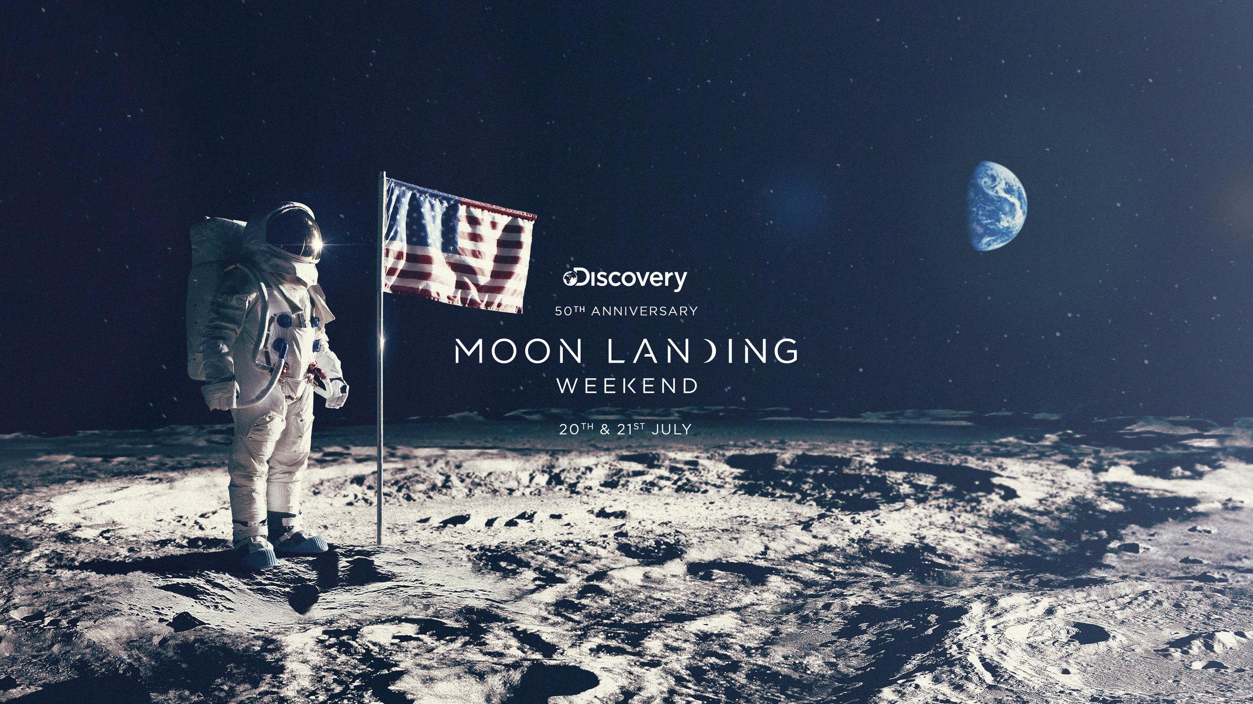 Moon Landing Weekend 2019