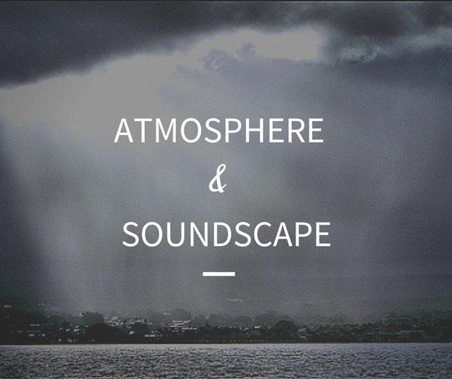 Atmosphere/ Soundscape  Dive into an amazing soundscapes and let your mind flow with the wind.    Listen