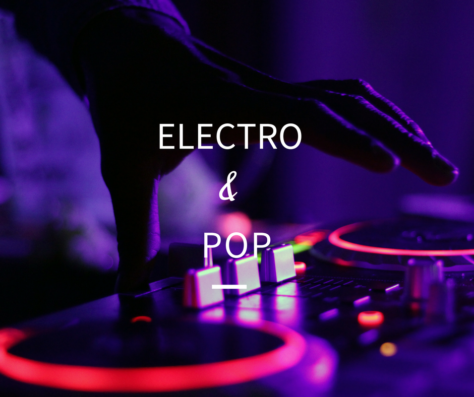 Electro/ pop  Brings your project a happy & positive feeling with an nice Pop/Electro music track.  LISTEN