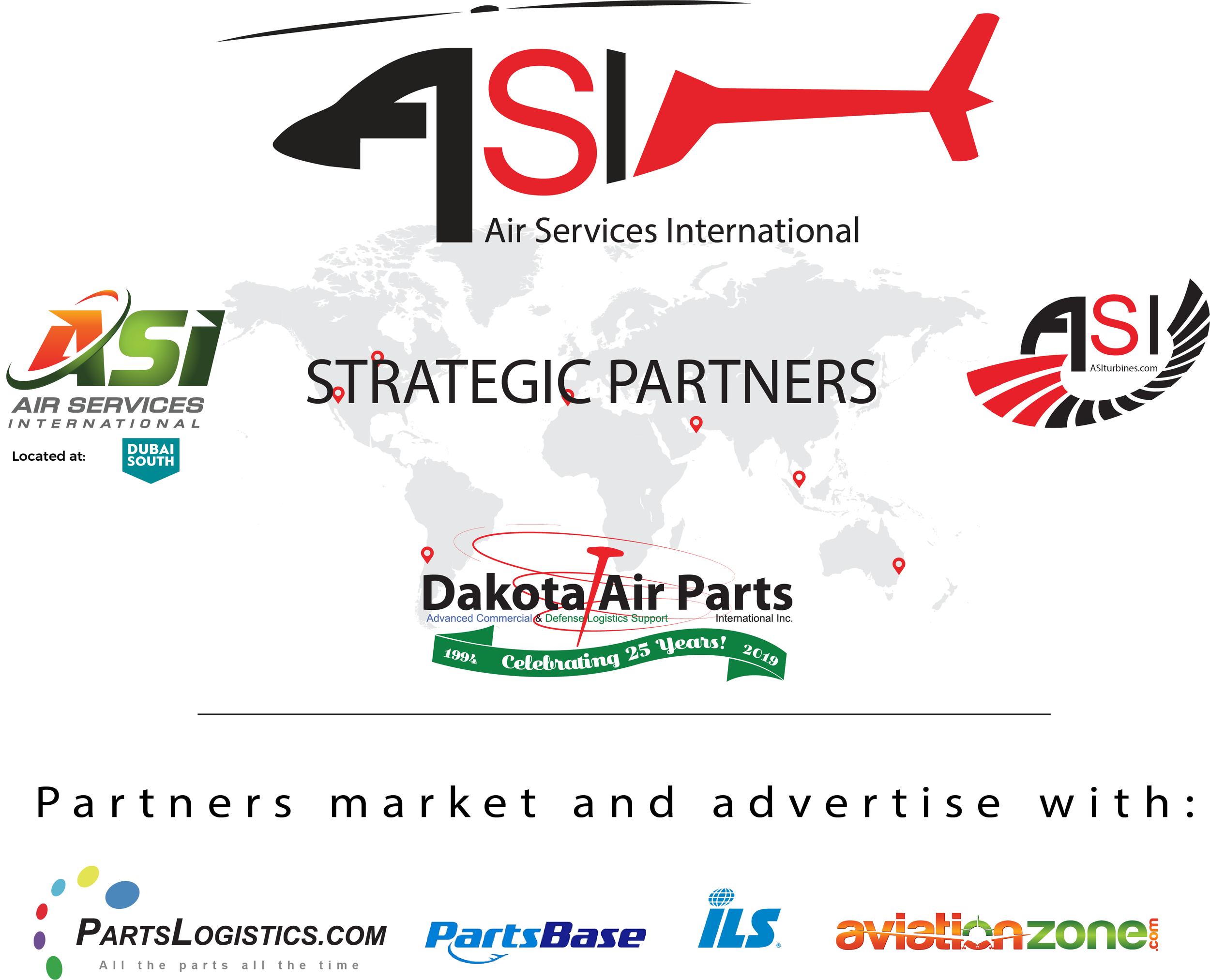 Dakota Air Parts - Air Service International