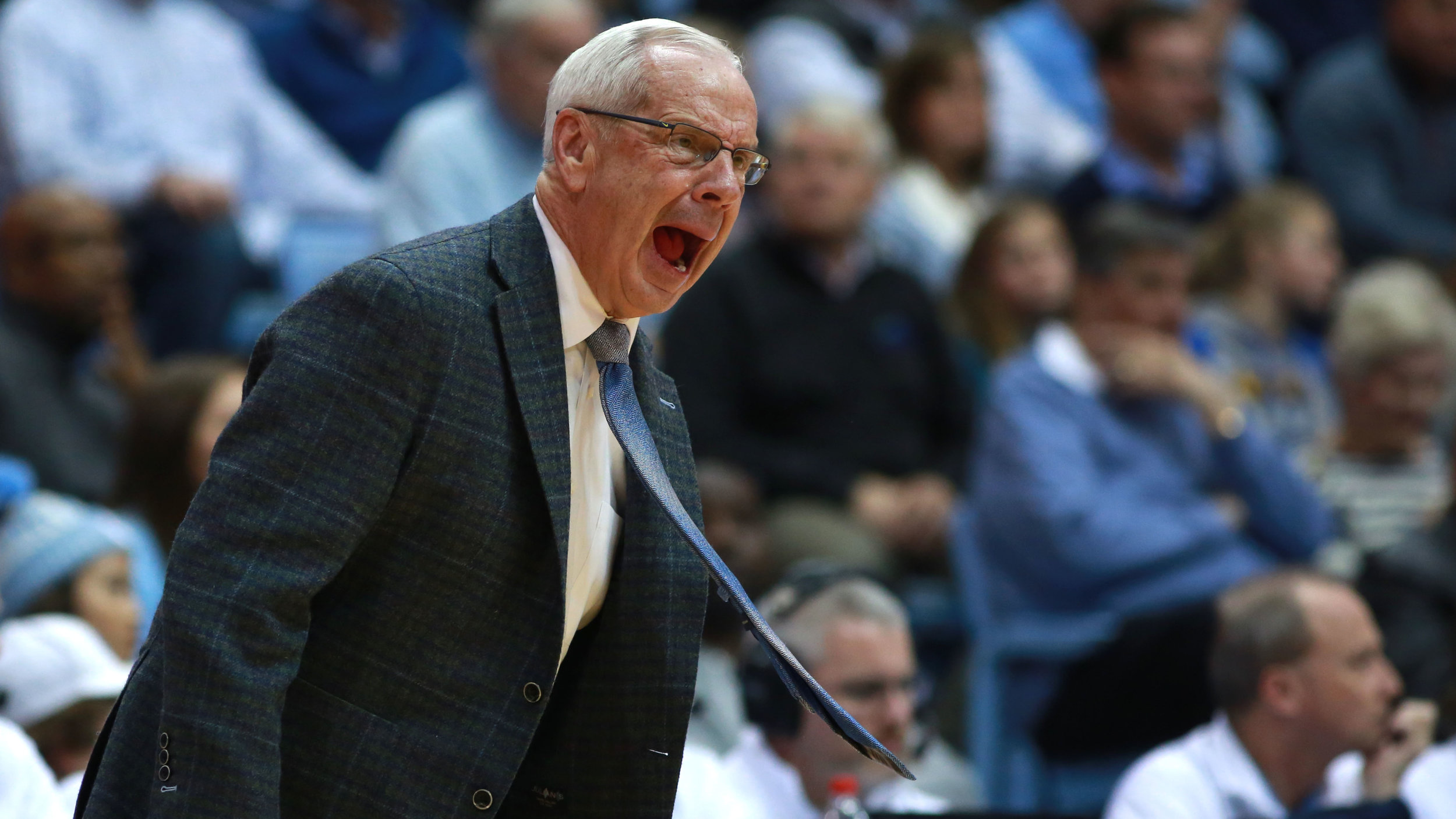 """""""What do you mean there's only 30 seconds left in half time?"""" Roy Williams to his manager, probably.   Photo by Alex Kormann"""