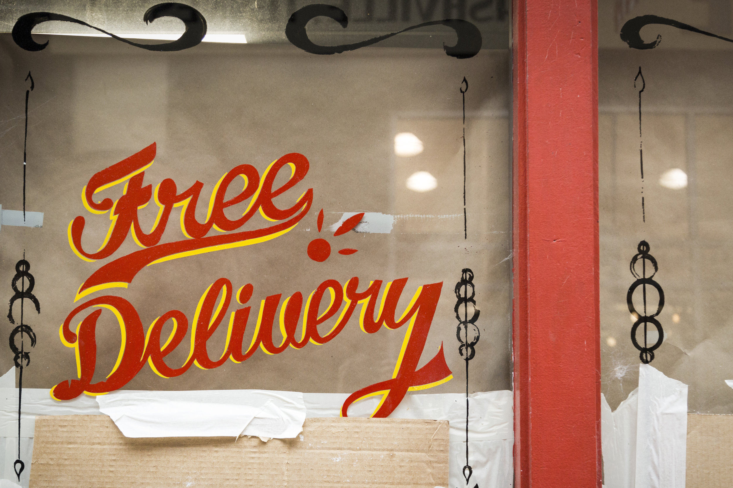 We delivery it to your door… - Delivery is free in the South Hills. You'll receive a delivery schedule when you place your order. We also send you an email confirmation when your bacon has been delivered. If you've gifted bacon to someone else, we'll reach out to them and take care of everything.