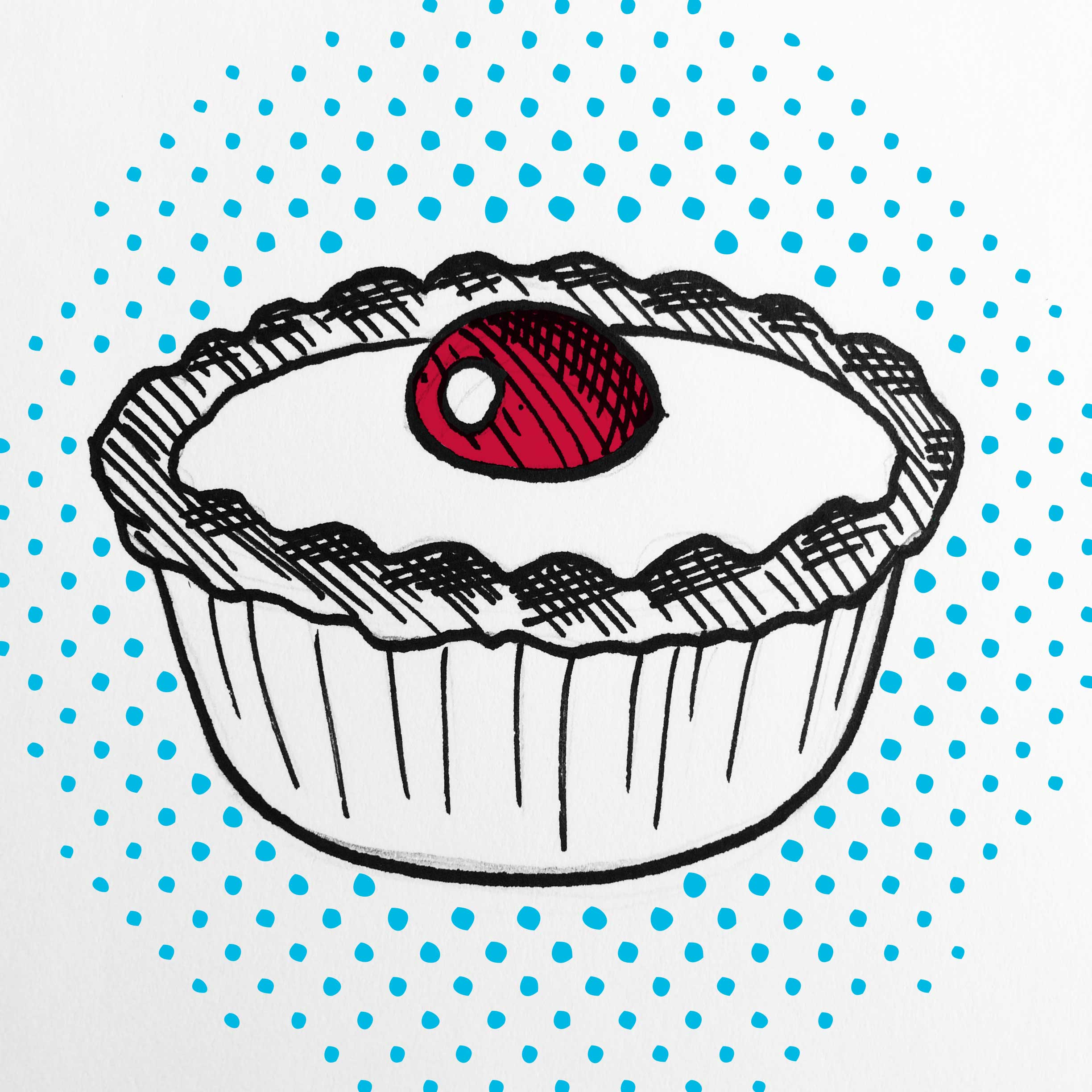 Good design is like a good cake – perfect.