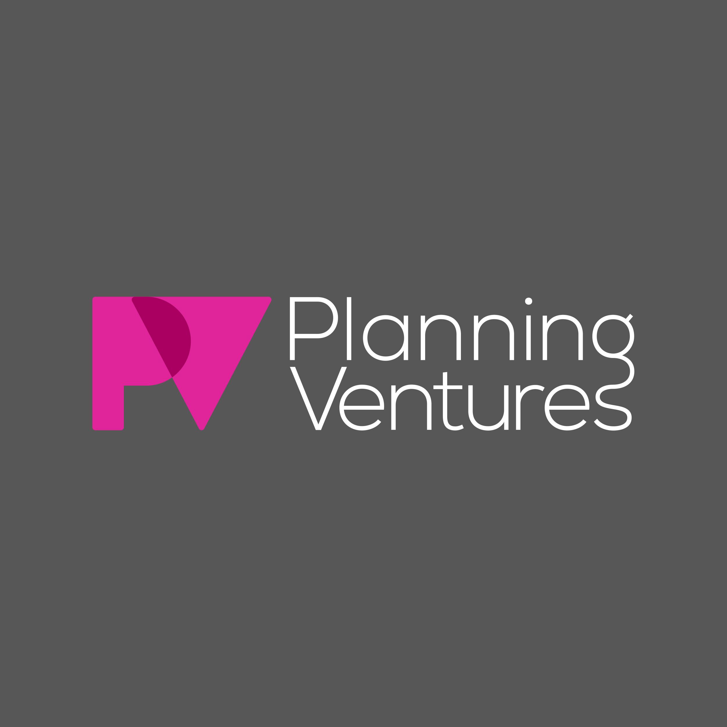 planning ventures brand logo