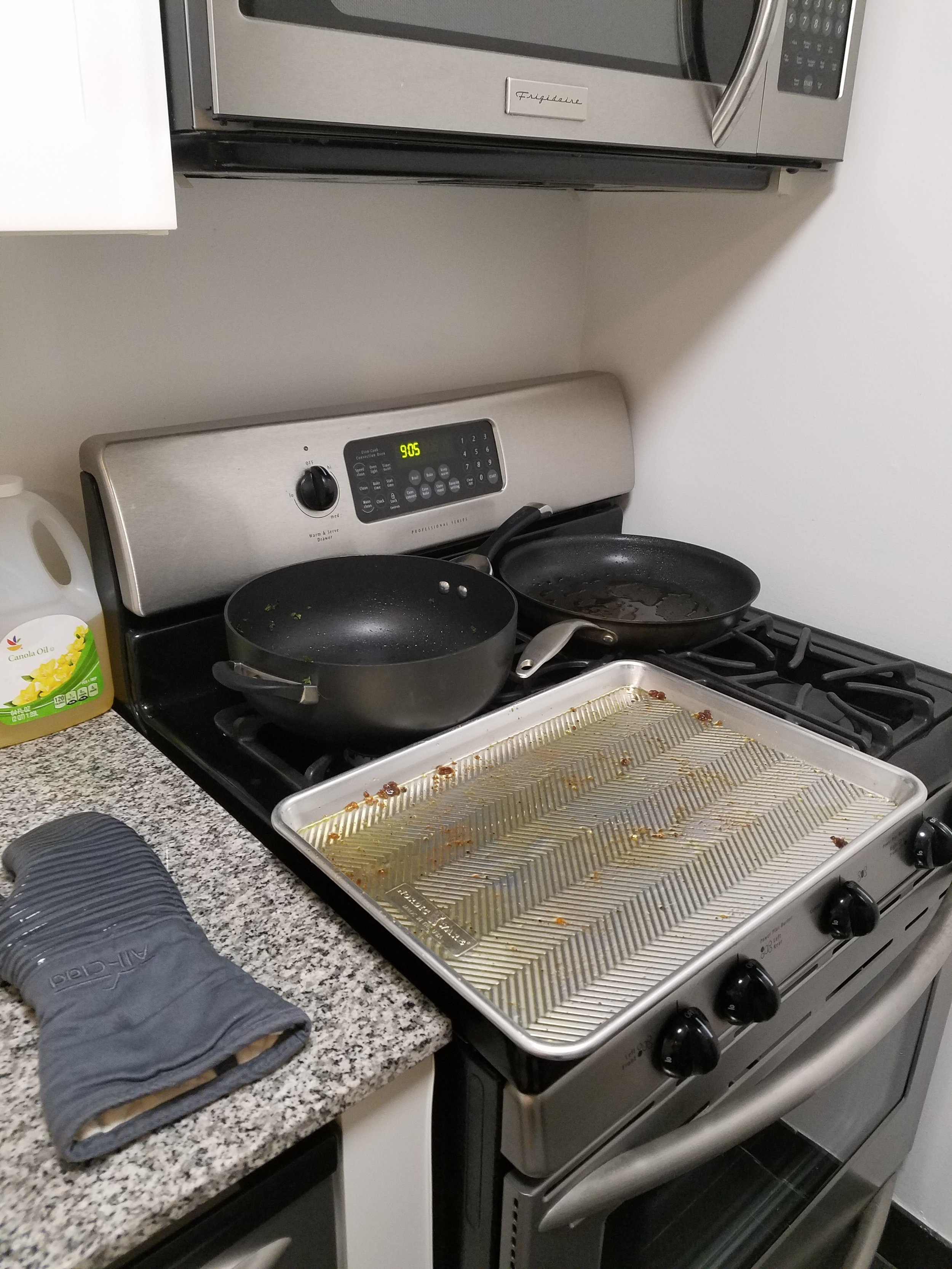Chef'd Smoky Maple Pork Loin Dirty Dishes.jpg