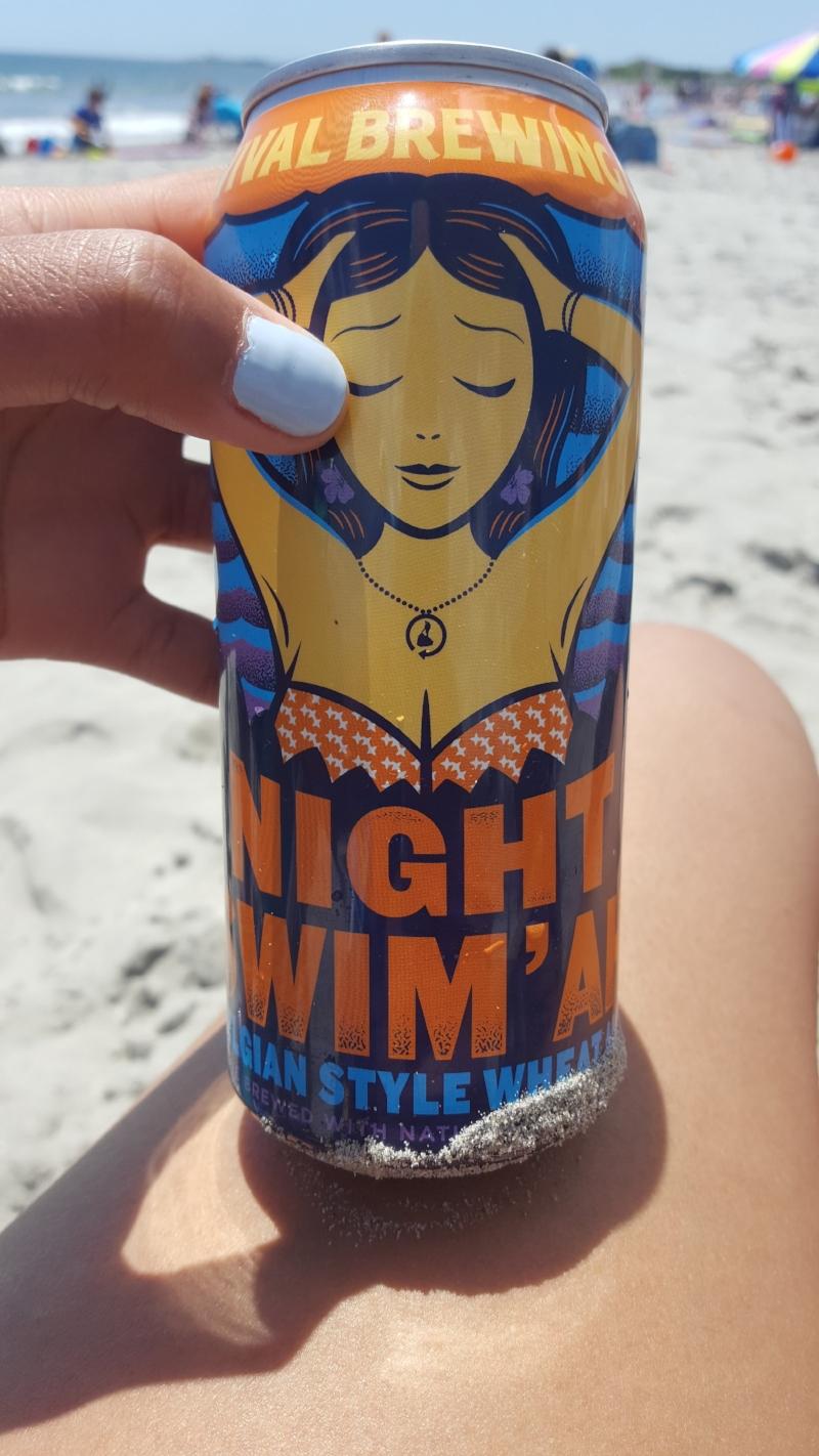 Night Swim'Ah - Revival Brewing Co - Cranston, RI