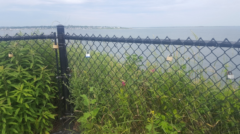 Rhode Island Love Locks