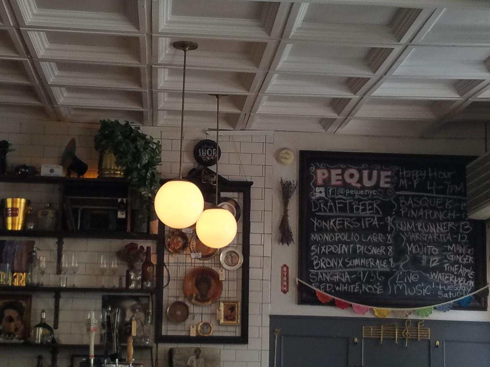 Inside Peque