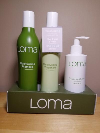 Loma Moisturizing Trio Gift Set
