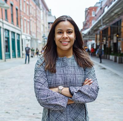 Bianca Reyes Professional Headshot