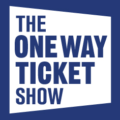 Chesher on The One Way Ticket Show   podcast