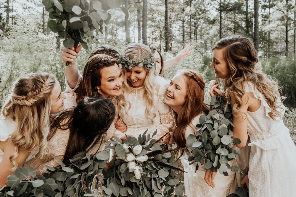 Adventurous Fall Destination Wedding